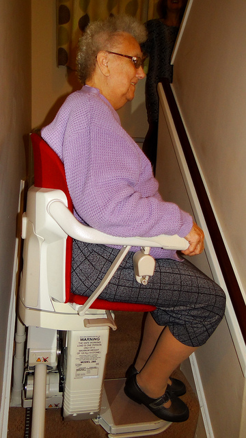 Installing a stairlift in your home is not as hard as it sounds!